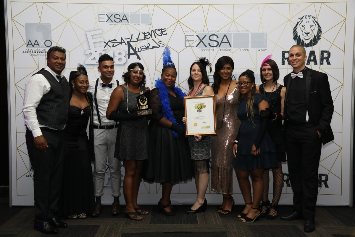MamaMagic Scoops AAXO's 2018 Exhibition Of The Year Award