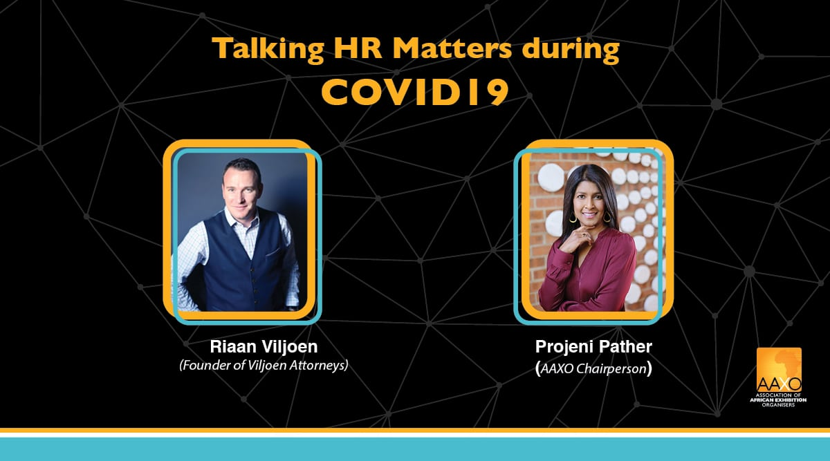 Talking HR Matters During COVID19