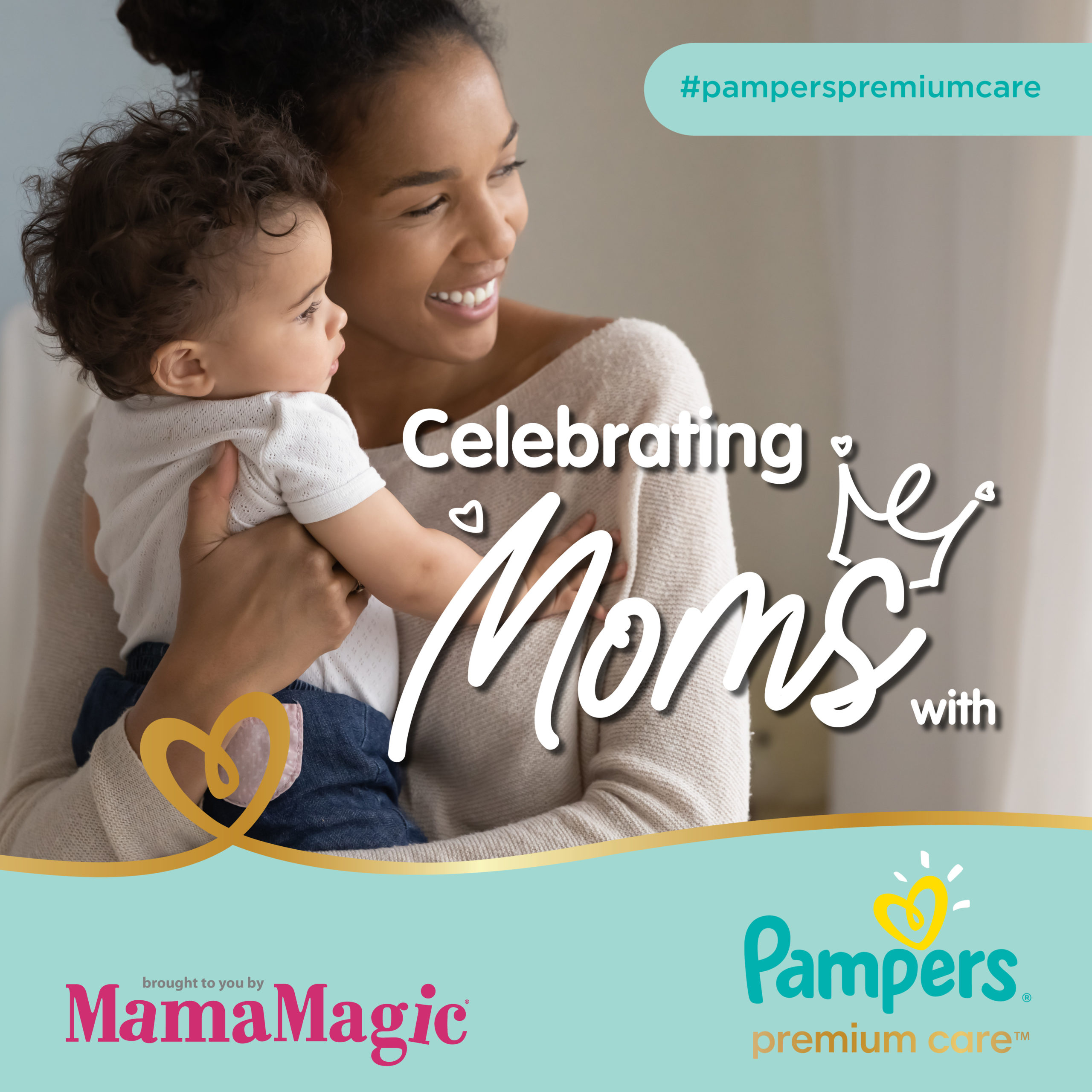 Pampers South Africa – Celebrating Motherhood With MamaMagic